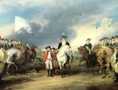 The Siege of Yorktown.
