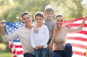 La familia moderna es muy diferente que la familia tradicional.
