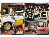 Rita Ora's 2014 Spring/Summer Collection