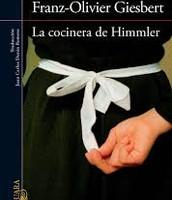 La cocinera de Himmler, de F. Olivier Giesbert