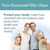 Free Essential Oils Class Monday April 27 at 6:30