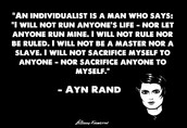 Who is Ayn Rand?