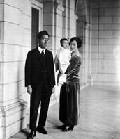Hirohito & Empress Nagako