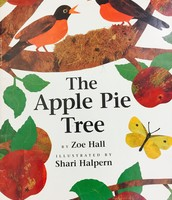We read apple pie literature this week and learned more about how to bake an apple pie.