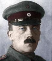 Hitler during World War I