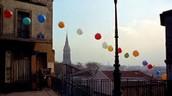 The Revolt of all captive balloons