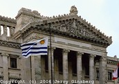 Uruguays Capital Building (Montevido)