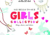 Say Hello To Our Girl's Collection