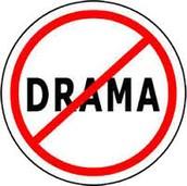 Say no to Drama