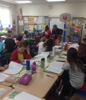 Mrs. Granett's Fifth Grade Class