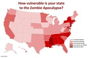 Which region to go in a ZOMBIES  come