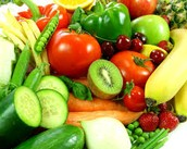 Uneaten Fruits and Veggies