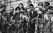 Disturbing images from one of the concentration camps