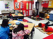"""Read to Someone"" in Ms. Garcia's Classroom"