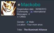 Mackobo