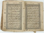 Their holy book, the Koran