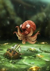 Is the Kraken real or fake?