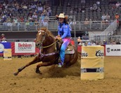 Fallon Taylor Barrel Racing