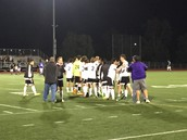 Boys Soccer Wins It All: First Section Title in School History