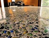 Recycled counters: