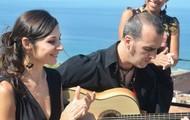 La Boquita!! Excelentes guitarra, voz y danza!!