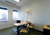 Regus at Skyline Tower is currently offering a very private office in the heart of the Bellevue's business district.