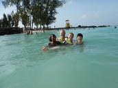Healing Yoga in the Water