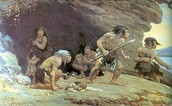 En quin període del paleolític van viure ?