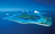 The wonderful island of Bora Bora!