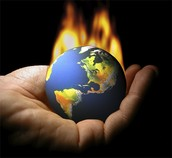 What is global warming and how is it produced?               What are the negative effects?