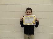 Jon Luciano - First Grade