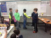 Acting out Vocabulary