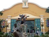 3) Walt Disney Studios