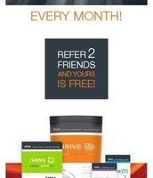 THRIVE FOR FREE