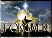 Forgiven--Mark 3:20-35