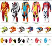 All Troy Lee Design gear