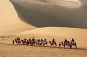 Es un grupo de pastores nomadas