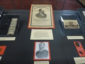 Artifacts from the CHS Museum's Collection