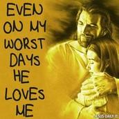 To manifest God's love