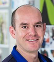 Mr Angus Crisp: Physical Education