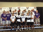 My off Season Wrestling Team