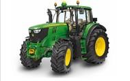 Modern-Day John Deere Tractor