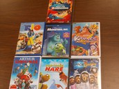 Some Fun DVDS