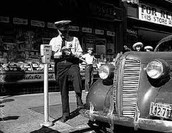 The worlds first parking meter is known as park-O-Meter No. 1