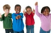 Gamma - Pre-school/Kindergarten (2 ½ years - 6 years)