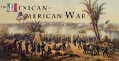 1846 US declare war against Mexico