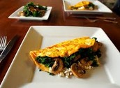Come and try out our Omelet