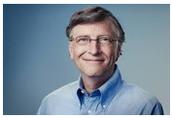 Bill Gates, #7