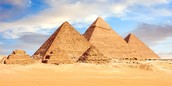 The Egyptian Pyramids