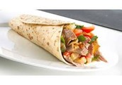 Tipical food Kebab
